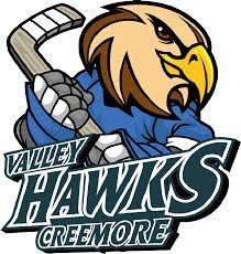 Logo for Creemore Valley Hawks