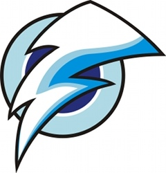 Logo for Georgian Shores Lightning