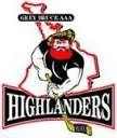 Logo for Grey Bruce Highlanders AAA