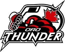 Logo for Oro Thunder