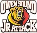 Logo for Owen Sound Jr Attack