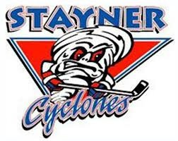 Logo for Stayner Cyclones